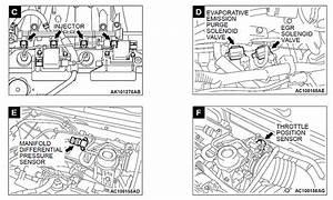Intake Manifold Diagram