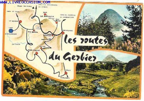 le mont gerbier de jonc altitude 1551 m source de la loire carte postale ard 232 che