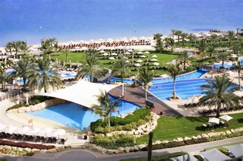 le cground and marina the westin dubai mina seyahi resort marina in