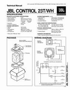 Jbl Eon Wiring Diagram
