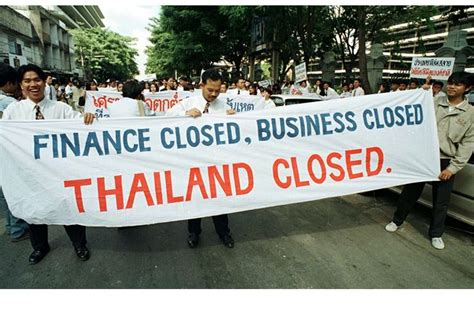 Marking 20 years after Asian financial crisis
