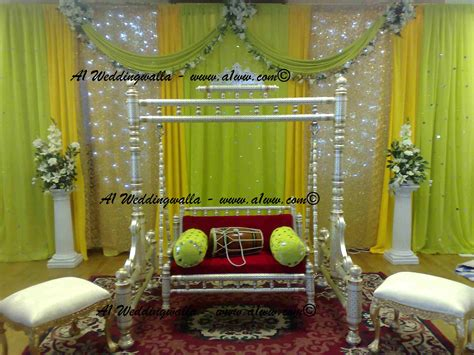 Table And Chair Hire For Weddings by Mehndi Stages Indian Wedding Stage Wedding Backdrop