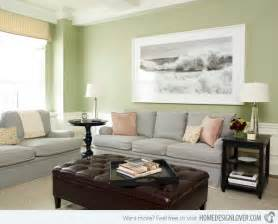 contemporary livingroom furniture 15 lovely grey and green living rooms home design lover