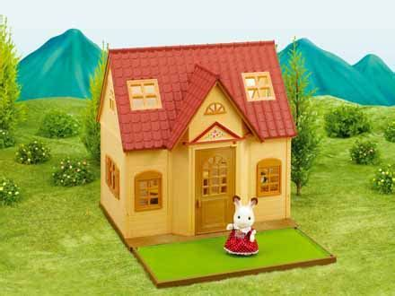 Sylvanian Families Catalogue   Girl?s Toy Collection