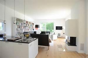 Wohnzimmer Mit Bar : offenes wohnzimmer gestalten ~ Michelbontemps.com Haus und Dekorationen