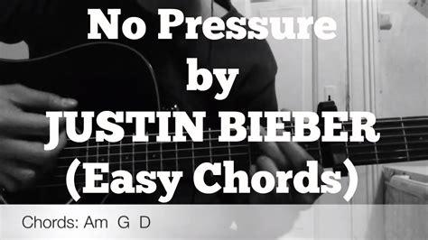 Chord Lagu No Pressure Mp4 Mp3 [9.05 Mb]