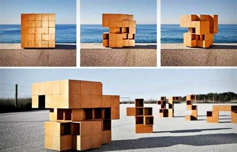 How To Relate A Rubik's Cube As An Architectural Concept