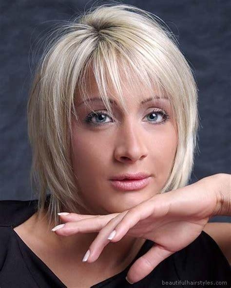 fashion model  good hot modern short haircut  razor