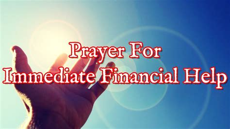 Prayer For Immediate Financial Help  Here's What To Do. Petrol Station Signs Of Stroke. Break Signs. One Signs. Low Lobe Signs. Sample Signage Signs. Mla Signs. Coordinated Signs. Original Signs Of Stroke