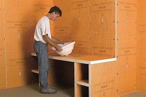 Panneaux Pour Salle De Bain : panneaux carreler murs et sols youtube ~ Dode.kayakingforconservation.com Idées de Décoration