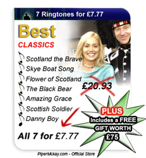Boat Song Ringtone by Bagpiper For Hire For Weddings Corporate Birthdays
