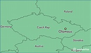 Where is Olomouc, The Czech Republic? / Olomouc, Olomoucky ...