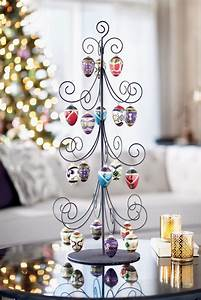 Display Your Most Cherished Ornaments On An Ornament Tree