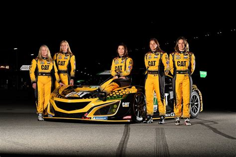 heinricher racing   lady   trackby american