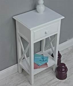Standspiegel Antik Weiß : telefontisch antik wei holz beistelltisch ~ Indierocktalk.com Haus und Dekorationen