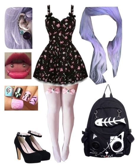 142 best images about Pastel Goth on Pinterest | Pastel outfit Woman clothing and Pastel grunge