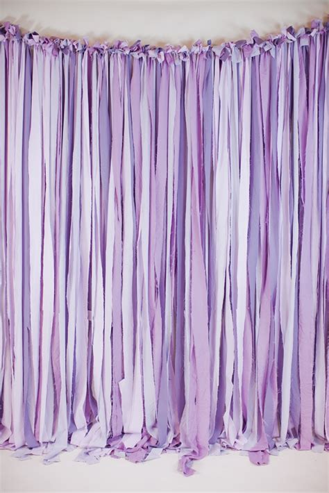 purple ribbon backdrop 8 x 8 ribbon backdrop in shades