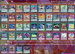 28 Yuya Sakaki Deck List Yuya Sakaki S Deck 1 By