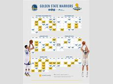 NBA Champion Golden State Warriors Announce Schedule for