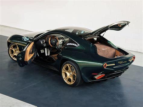 Alfa Romeo Disco Volante :  Alfa Romeo Disco Volante In Green