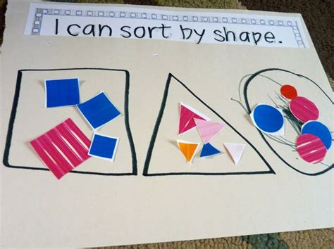 shapes theme preschool activities 34 best images about preschool ideas on 128