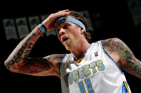 The Nuggets Offseason Chris Andersen  Denver Stiffs