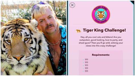 bitlife king challenge tiger heavy complete netflix