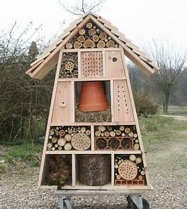 Abri à Insectes : h tels insectes microcosmos h tes insectes ~ Premium-room.com Idées de Décoration