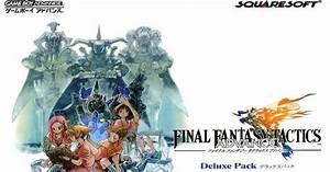 VRUTAL Final Fantasy Tactics Advance Llega Este Jueves A