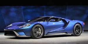 Ford Gt 2016 : 2018 ford gt vehicles on display chicago auto show ~ Voncanada.com Idées de Décoration