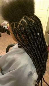 Large box braids by rilbraidz braidery | Braids & twist by ...