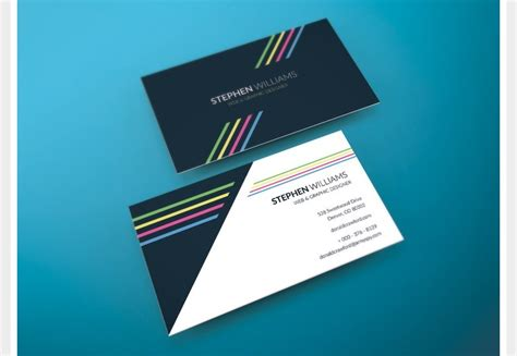 Design And Print Business Cards Online Free Design