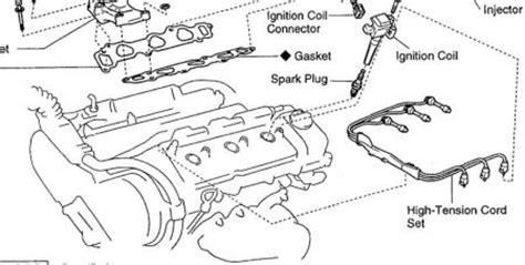 Lexus Spark Plugs Electrical Problem