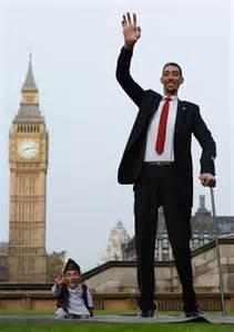 Guinness World Records Tallest Man