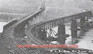 county memoirs p le railroad bridge koppel pa