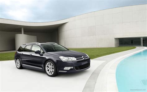 New Citroen C5 Wallpaper