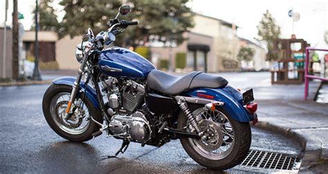 2015 Harley Davidson Sportster 1200 Custom Review
