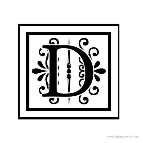 decorative letters alphabet gallery  printable alphabets letter generator net