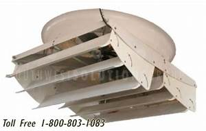 overhead multiple direction fans for cooling dairy With dairy barn fans