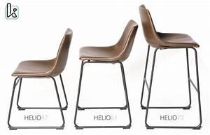 Chaise Bar Industriel : chaise bar industriel trendy tabouret de bar industriel ~ Farleysfitness.com Idées de Décoration