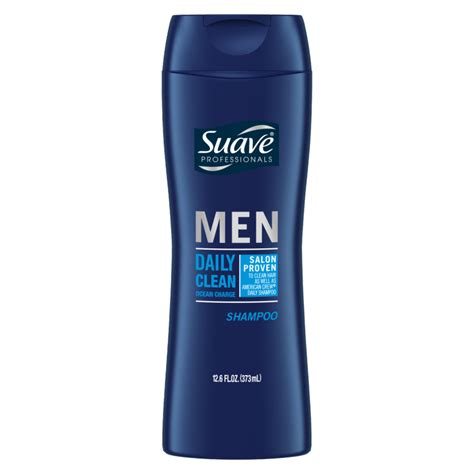 Daily Clean Ocean Charge Shampoo | Suave Men®