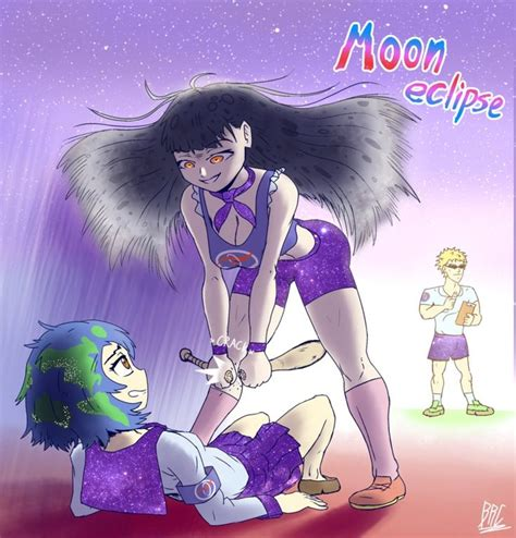 Earth Chan Anime Capitulo 1 Earth Chan Solar Eclipse By Breadravecry Comics