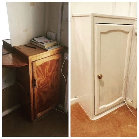 Electric Meter Cupboard by Project House The But Necessary Gas Meter Cupboard