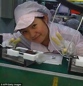 where are iphones made why is the iphone made in china and not america daily