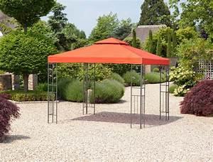 Pavillon Für Garten : greemotion garten pavillon livorno terra 3 x 3 uv schutz ~ Michelbontemps.com Haus und Dekorationen