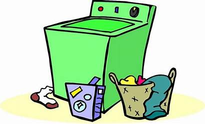 Laundry Clip Clipart Sorting Dirty Sort Clothes