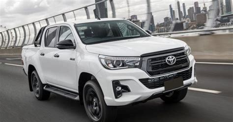 2019 Toyota Hilux News, Design, Equipment  New Truck Models