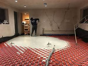 Liquid screed drying times by uk screeds limited for Floor screed drying times