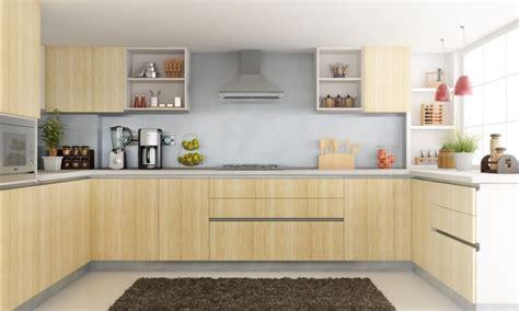 taille cuisine avec ilot central 35 modèles de cuisine aménagée et idées de plan de cuisine