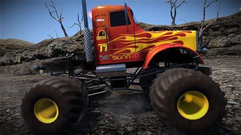 monster truck videos for monster trucks wallpapers wallpaper cave